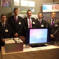 BSC Back Young Engineers at 2015 Big Bang Fair