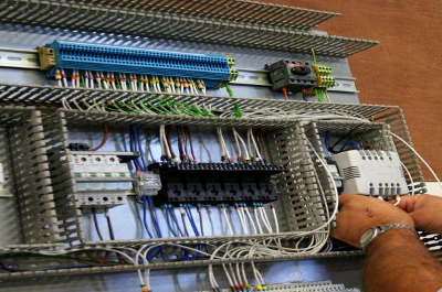 Building Services Controls - Electrical Installation